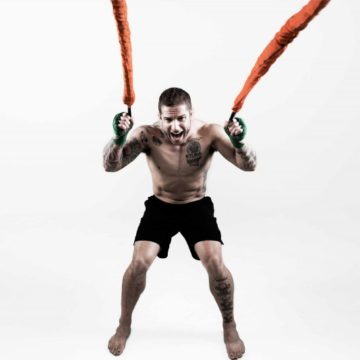 Канат-амортизатор THE BEAST BATTLE ROPE 105LB