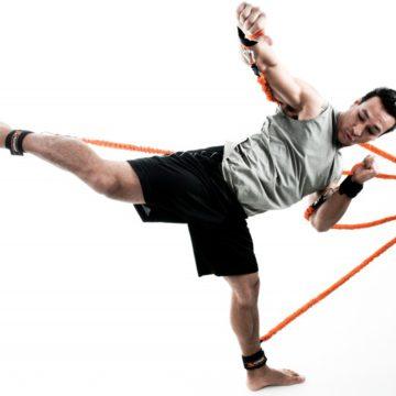 Тренировочная система MMA Double Gun heavy