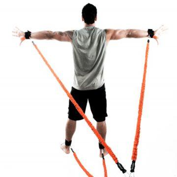 Тренировочная система MMA Double Gun medium